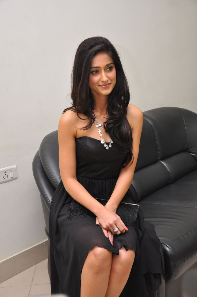 Ileana New Photos in Black Dress