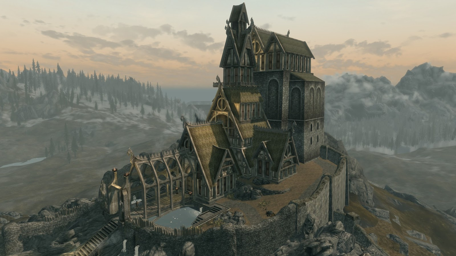 Best Skyrim Building Mods