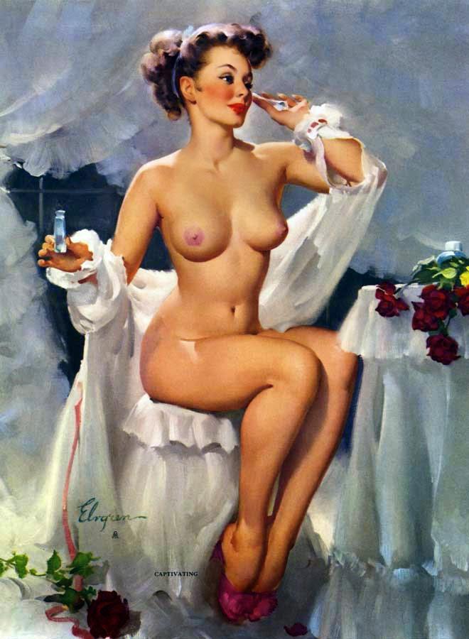 pintura erótica