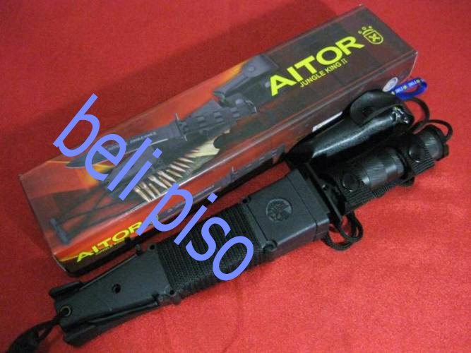 Jual Aitor Jungle King II