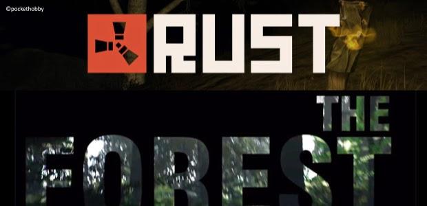 Pocket Hobby - www.pockethobby.com - #PlayForHobby - 10 Jogos para toda uma vida - Rust - The Forest - e muito mais!!