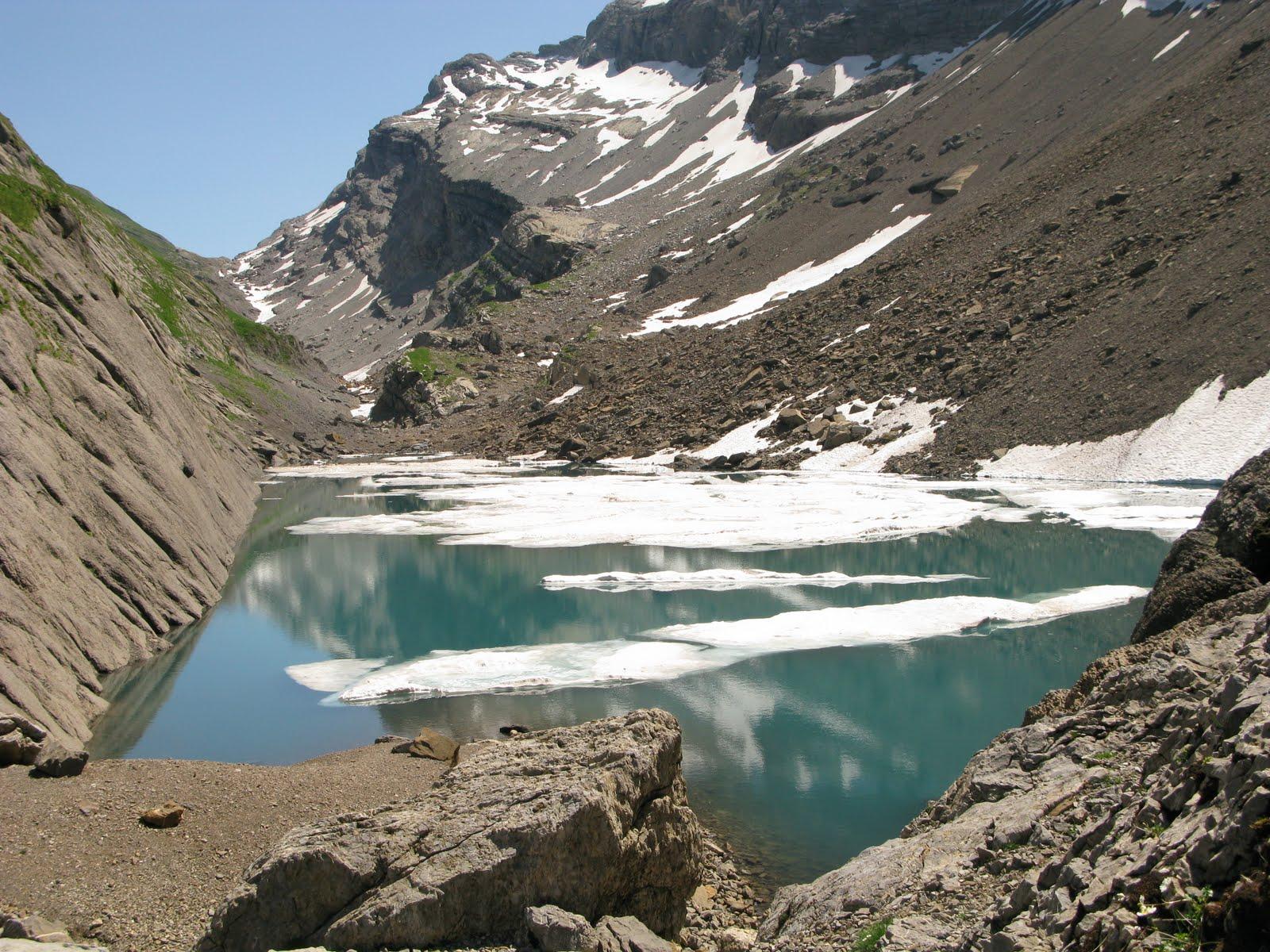Photo : Alain Rongier (28 juin 2011) - Lac de Folly