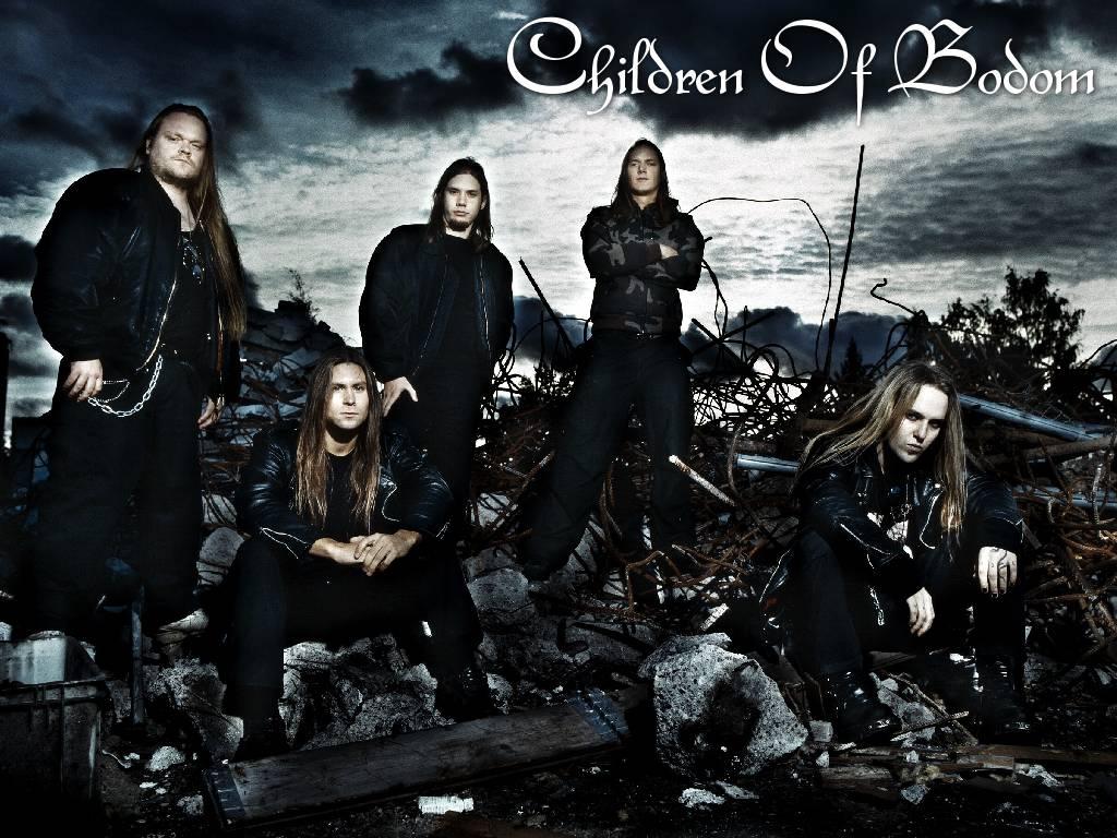 Children of bodom concierto integro