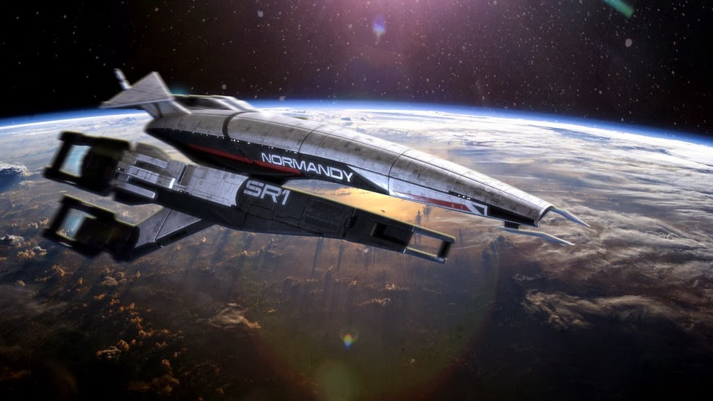 Jamali4u SPACESHIP HD WALLPAPERS