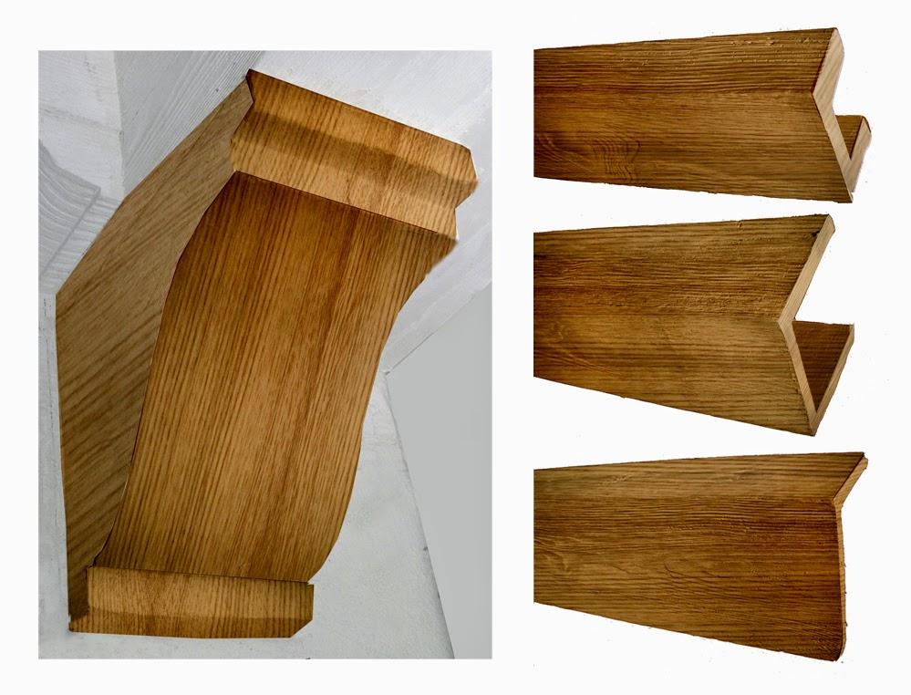 Reformas madrid enero 2015 - Vigas de imitacion madera para techos ...