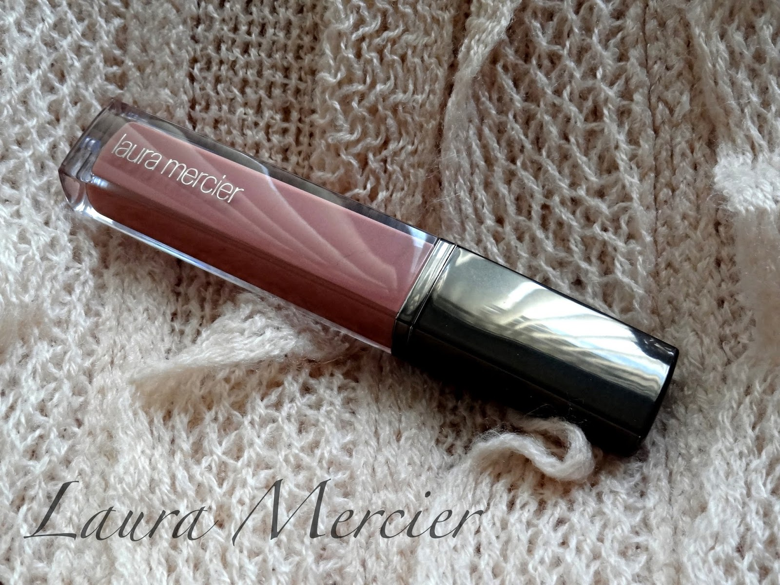 Laura Mercier Paint Wash Liquid Lip Color in Nude Rose