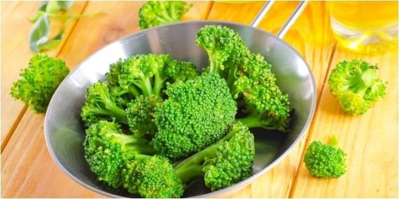 brokoli makanan sehat berhenti merokok