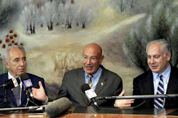 Peres, Milchan, Netanyahu