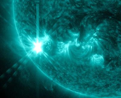 Tormenta Solar 28-07-2012