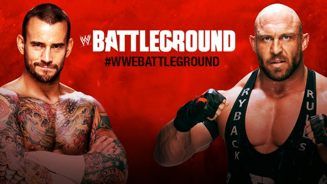 Preview:CM Punk vs. Ryback