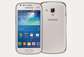 spesifikasi Samsung Galaxy S Duos 2