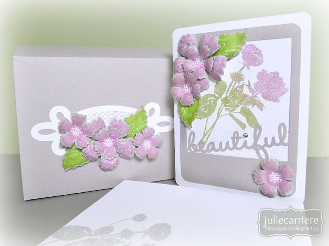 Cricut Cardmaking Workshop Julie Carriere