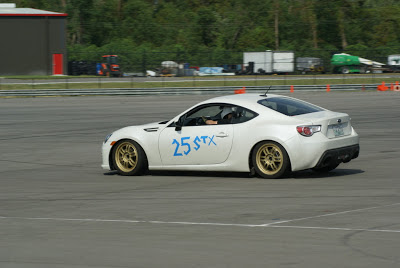 Subaru BRZ Race track Modified