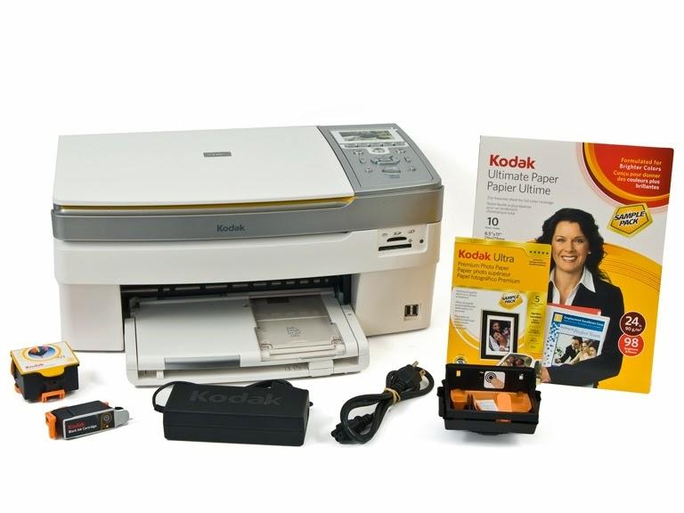 Kodak EasyShare 5300 Printer Driver Downloads