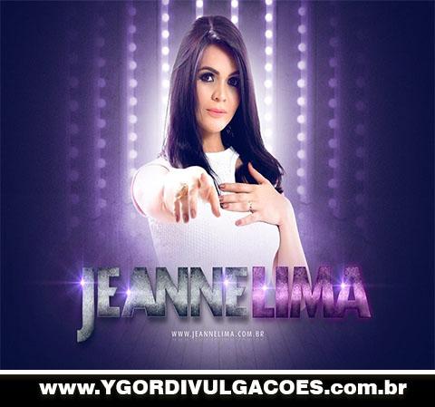 CD Jeanne Lima Promocional 2016 Ex Limão Com Mel