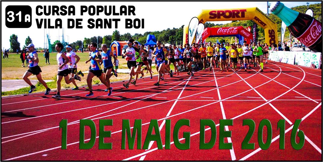 31a Cursa Popular Vila de Sant Boi