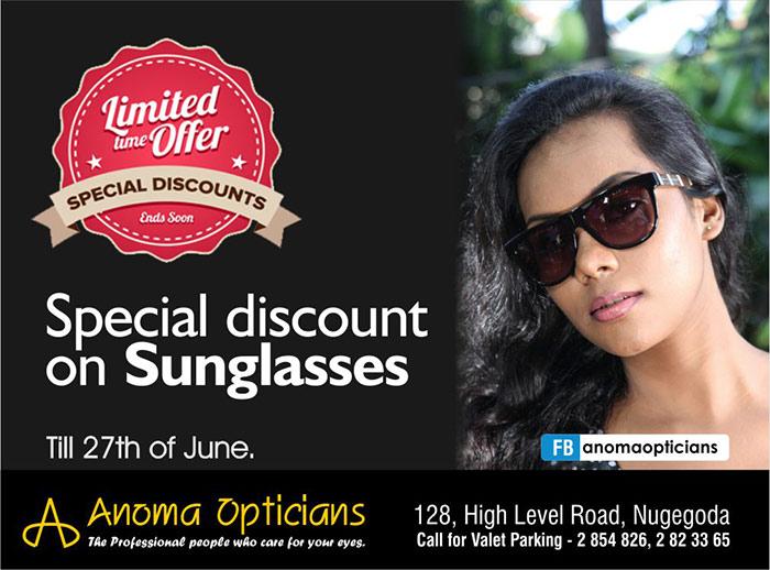 Sunglasses Optician Anoma