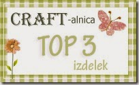 Uvrstitev med top 3