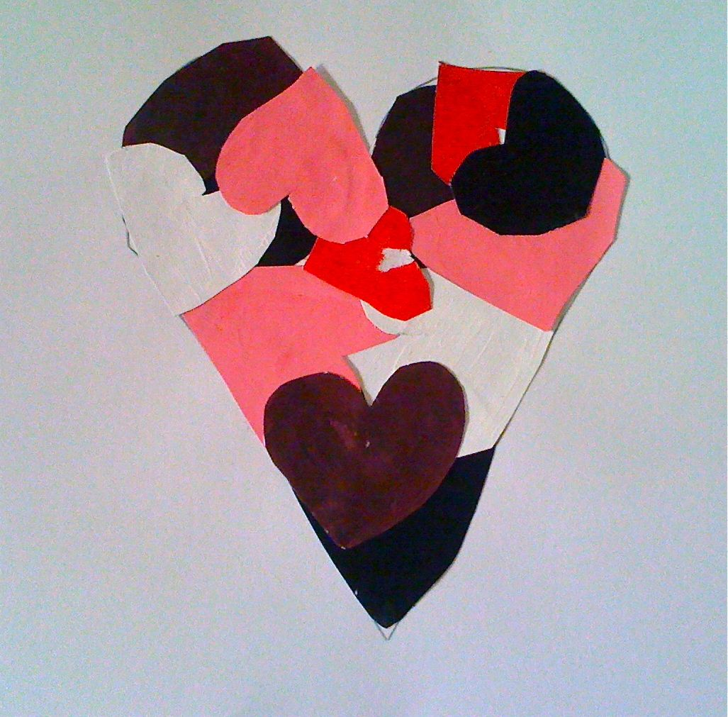 Kids Art Market Value Hearts With Jim Dine