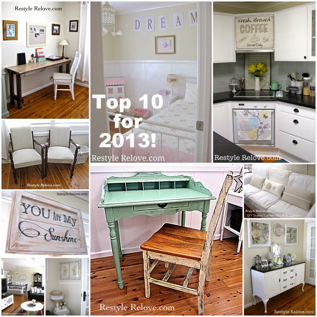 Top 10 Projects for 2013!