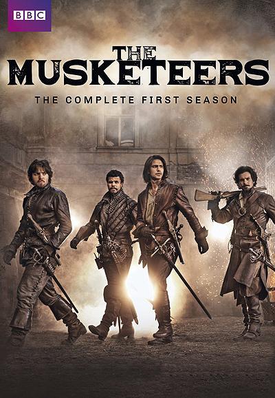 the musketeers season 1
