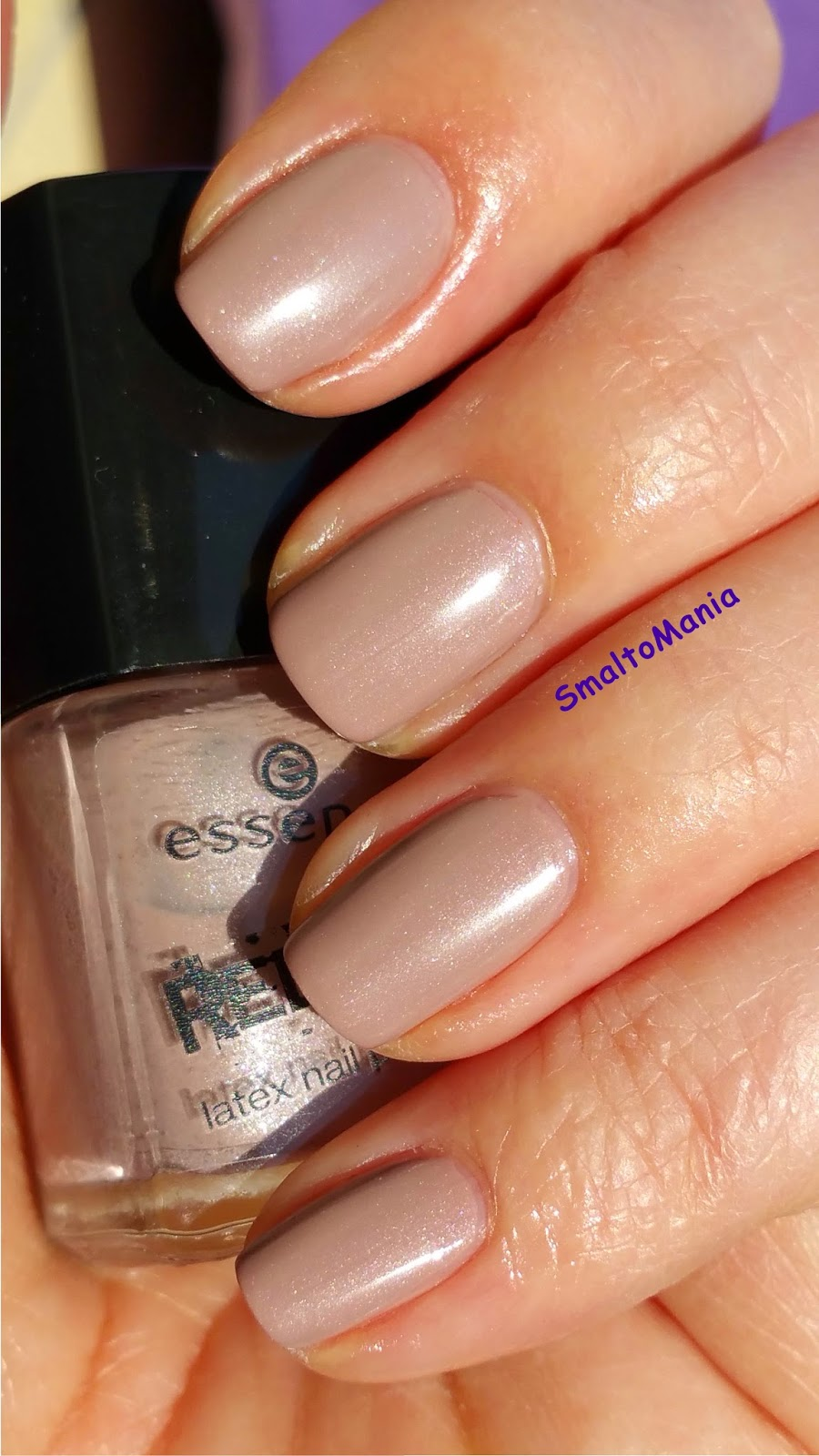 Essence Mauve Like A Rockstar