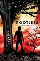 rootless by chris howard book cover