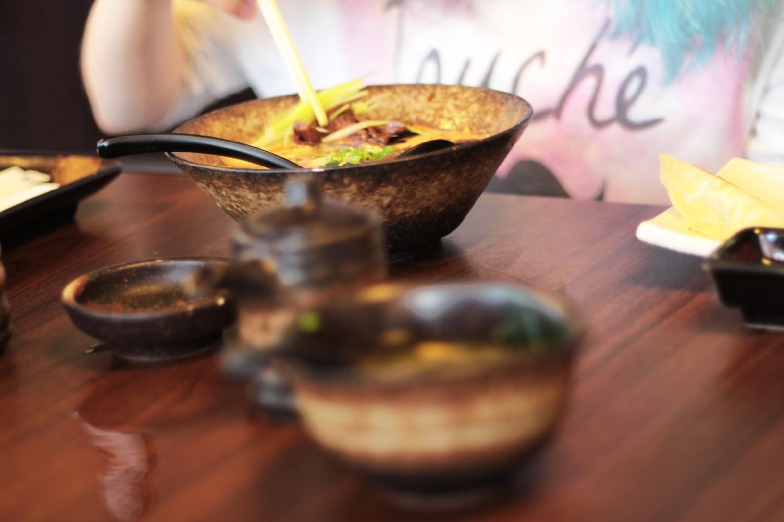 sushi express sheffield review lunch menu set