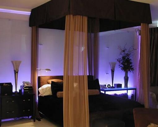 design luxuirous modern bedroom lighting fixtures design ideas