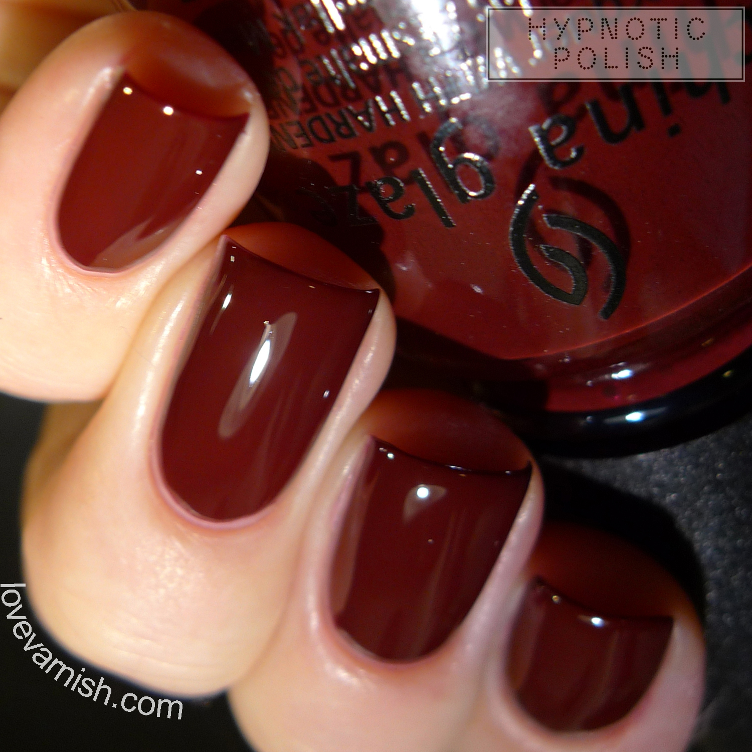Love Varnish: Swatches & Review // China Glaze Cheers! collection
