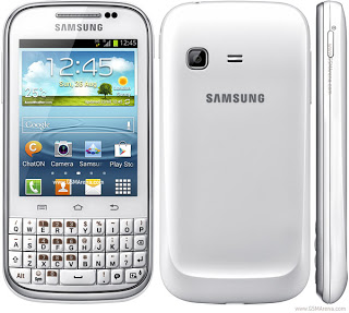 Firmware Samsung B5330 Galaxy Chat