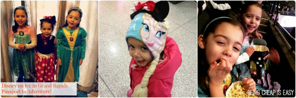 Disney on Ice, Passport to Adventure, #DisneyOnIceInsider, #DisneySide
