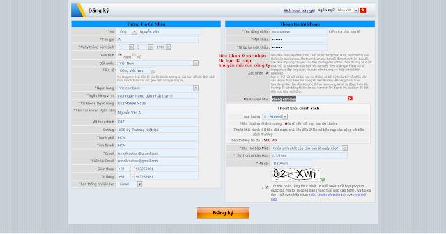 Đăng ký CMD368 cá độ online