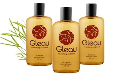 Gleau Argan Oil Blend for Hair