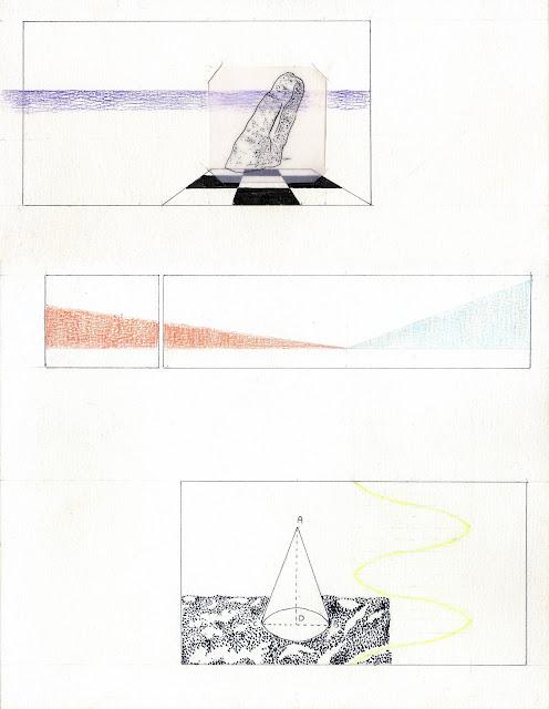 bande-dessinée abstraite par Mattias-Fausse-Monnaie