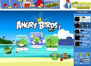 Por fin llego Angry Birds ade manera demorada después de primero .