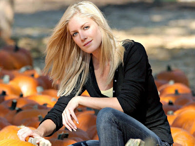 Heidi Montag Beautiful Wallpaper