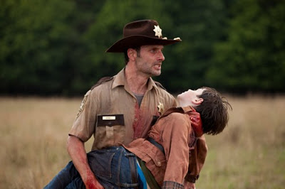 The Walking Dead 2x02: Sangue del mio sangue. Promo e sneak peek !!!