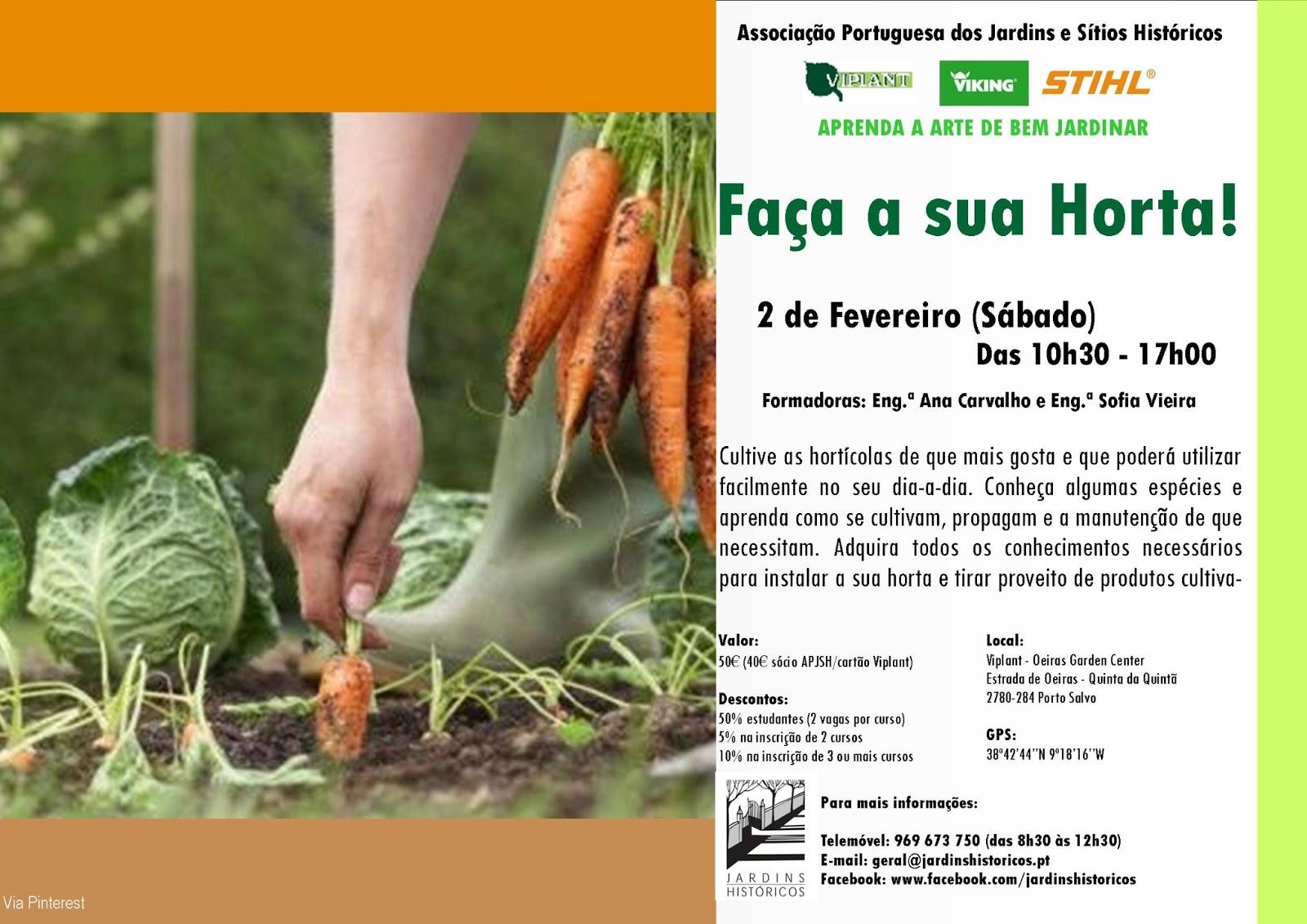 horta e jardim livro:Um jardim para cuidar: Quer aprender a fazer a sua horta ?