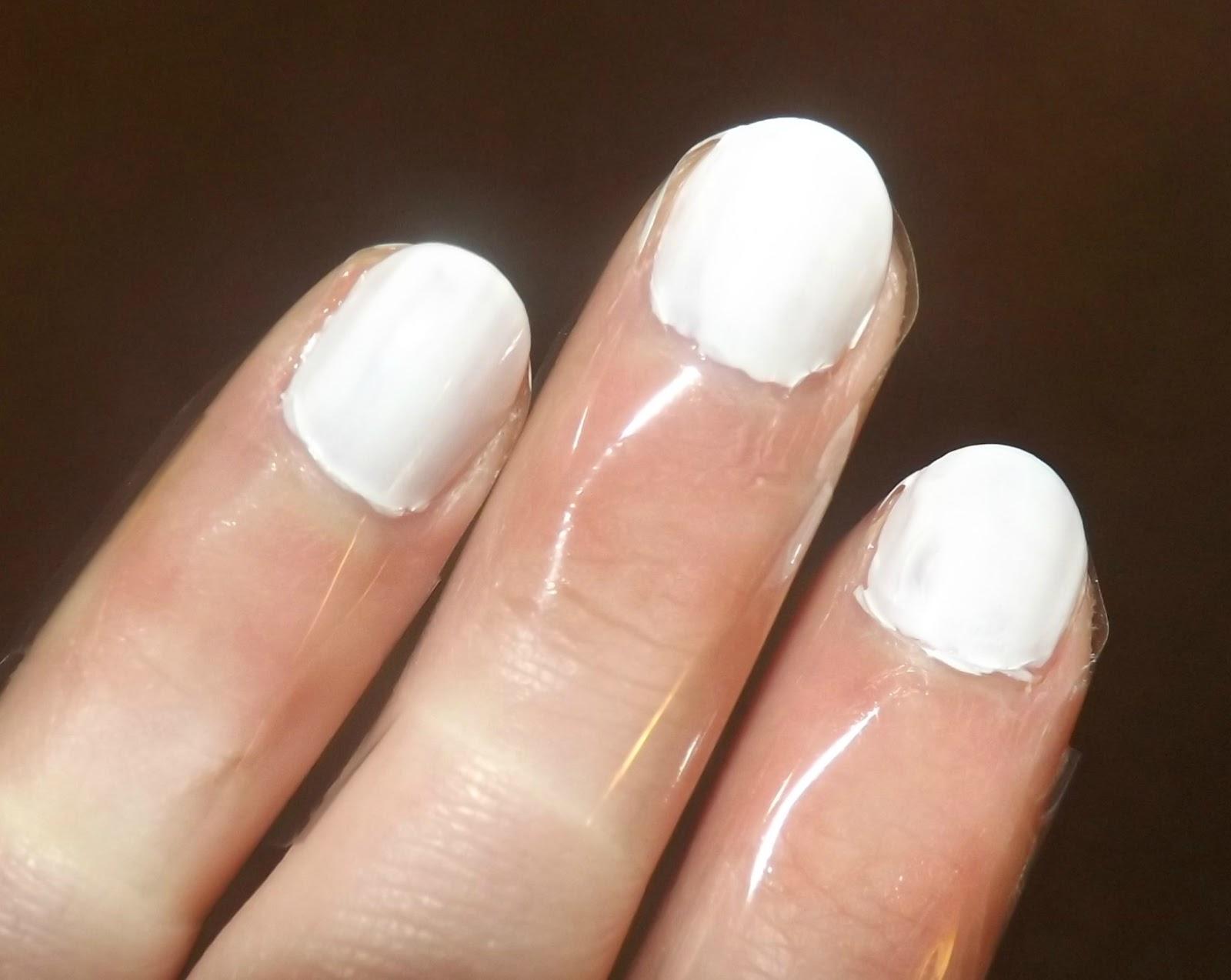 Perfectly Polished 12: January Nail Design: YouTube