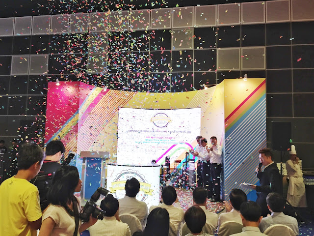 Opening Ceremony of the Anti-Drug Carnival 2015