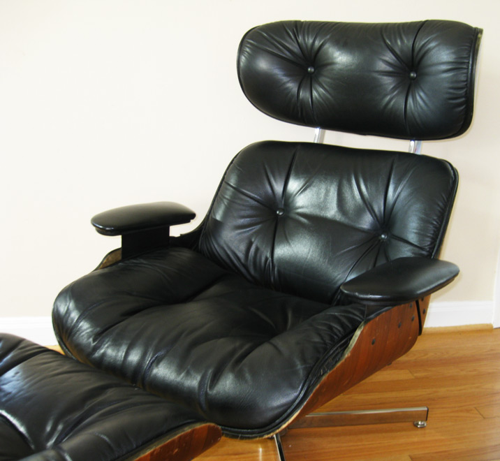 gotcha modern selig mid century lounge chair the eames alternative. Black Bedroom Furniture Sets. Home Design Ideas
