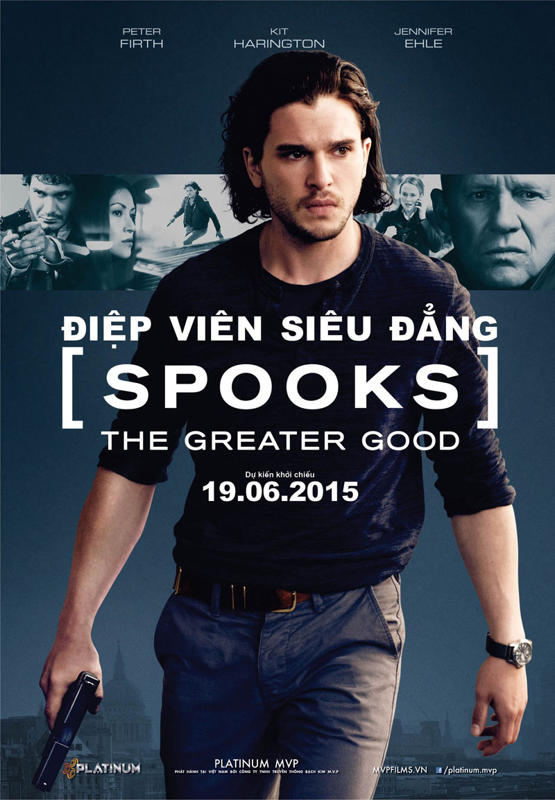 Điệp Viên Siêu Đẳng - Spooks: The Greater Good