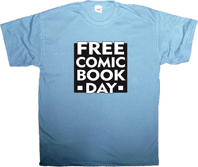 comic book t-shirt ephemeral-t-shirts