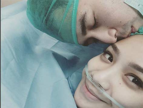 Raffatar Malik Ahmad Nama Bayi Pertama Raffi-Nagita