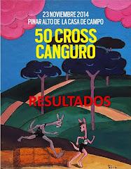 50ª Edición Cross Canguro 2014
