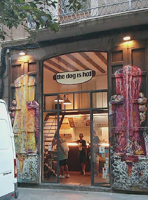 The Dog is Hot Barcelona