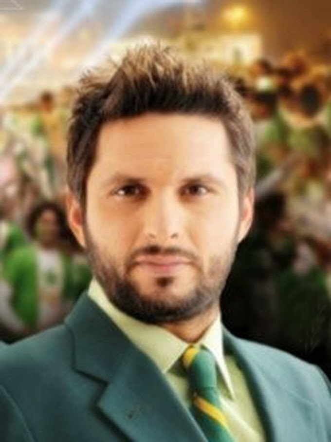 shahid afridi Former pakistani all-rounder, shahid afridi revealed on monday that it was an  indian cricketer that game him the name 'boom boom' talking to.