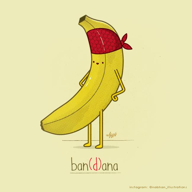 Иллюстрации от Nabhan Abdullatif