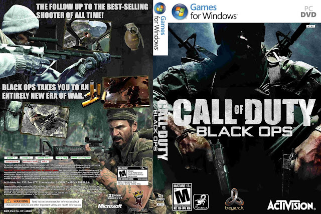 تحميل لعبة Call of Duty Black Ops 1 برابط واحد مباشر